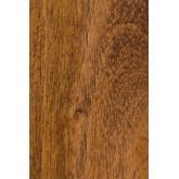 Spiegel van gerecycled hout (178,5x79 cm) Drev, miniatuur afbeelding 4