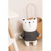 Boo Kids katoenen teddybeer, miniatuur afbeelding 1