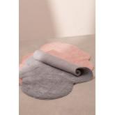 Katoenen vloerkleed (69x100 cm) Cloud Kids, miniatuur afbeelding 1