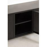 Tv-kast Locker in metalen Pohpli, miniatuur afbeelding 2