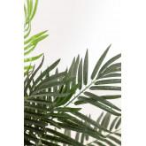 Decoratieve kunstplant palmboom, miniatuur afbeelding 2