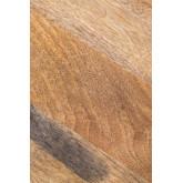 Riyad houten salontafel, miniatuur afbeelding 6