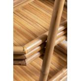 Stini bamboe plank met dienbladen, miniatuur afbeelding 5