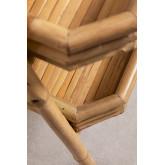 Stini bamboe plank met dienbladen, miniatuur afbeelding 6