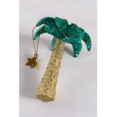 Set van 4 Tropik Kerst Ornamenten, miniatuur afbeelding 4