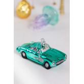 Set van 4 Tropik Kerst Ornamenten, miniatuur afbeelding 6