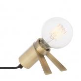 Crawl metalen tafellamp, miniatuur afbeelding 3