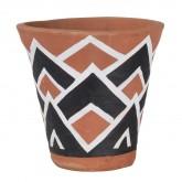 Sahna plantenpot, miniatuur afbeelding 3