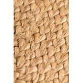 Square Puff in Jute Pilew, miniatuur afbeelding 6