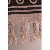 Geruite deken in Jopi katoen, miniatuur afbeelding 5