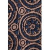 Geruite deken in Jopi katoen, miniatuur afbeelding 4