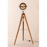Statieflamp van bamboe, miniatuur afbeelding 2
