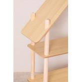 Zita kinderplank met 3 houten planken, miniatuur afbeelding 5