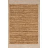 Jute vloerkleed (178x129 cm) Yoan, miniatuur afbeelding 1