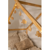 Decoratieve LED-krans (2,30 m) Domby Kids, miniatuur afbeelding 1