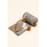 Parck Kids katoenen deken, miniatuur afbeelding 3