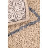 Wollen vloerkleed (233x156 cm) Kalton, miniatuur afbeelding 3