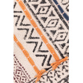 Katoenen vloerkleed (183x126.5 cm) Smit, miniatuur afbeelding 2