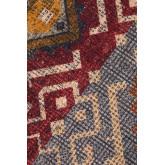 Katoenen vloerkleed (180x124 cm) Alana, miniatuur afbeelding 2