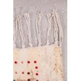 Katoenen vloerkleed (177x126 cm) Kondu, miniatuur afbeelding 4