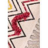 Katoenen vloerkleed (189,5x124 cm) Bruce, miniatuur afbeelding 3