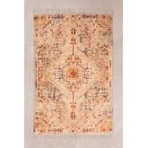 Katoenen vloerkleed (181,5x117 cm) Raksi, miniatuur afbeelding 1