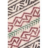 Katoenen vloerkleed (203,5x78,5 cm) Sousa, miniatuur afbeelding 3