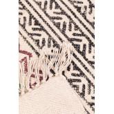 Katoenen vloerkleed (203,5x78,5 cm) Sousa, miniatuur afbeelding 4