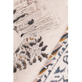 Katoenen vloerkleed (181x126 cm) Alain, miniatuur afbeelding 3