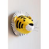Dierenkop Tiger Kids, miniatuur afbeelding 2