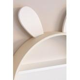 Buny Kids houten boekenkast, miniatuur afbeelding 4
