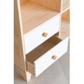 Boxy houten kleerkast voor kinderen, miniatuur afbeelding 4
