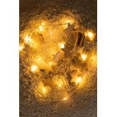 LED Kerstslinger 220 cm Linda, miniatuur afbeelding 3