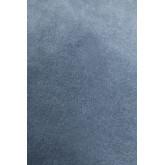 Vierkant fluwelen kussen (40x40 cm) Lat, miniatuur afbeelding 3