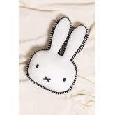 Roger Kids katoenen pluche konijn, miniatuur afbeelding 2