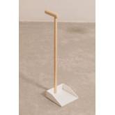 Edin Kids Wood Broom and Dustpan, miniatuur afbeelding 4