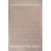 Geruite Ikurs katoenen deken, miniatuur afbeelding 2