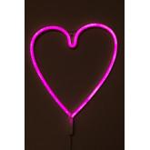 Neon hart, miniatuur afbeelding 3