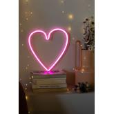 Neon hart, miniatuur afbeelding 1