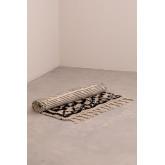 Katoenen vloerkleed (190x122 cm) Tiduf, miniatuur afbeelding 3