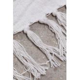 Geruite deken in Tieron-katoen, miniatuur afbeelding 4