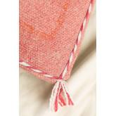 Vierkant katoenen kussen (50x50cm) Pyki, miniatuur afbeelding 3