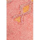 Vierkant katoenen kussen (50x50cm) Pyki, miniatuur afbeelding 4