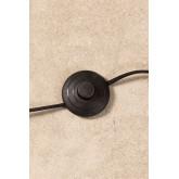 Kapua bamboe vloerlamp, miniatuur afbeelding 6