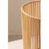 Khumo bamboe tafellamp, miniatuur afbeelding 4