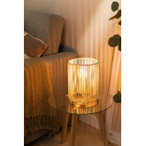 Khumo bamboe tafellamp, miniatuur afbeelding 2