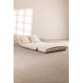 2-zits slaapbank in Salma-stof, miniatuur afbeelding 5