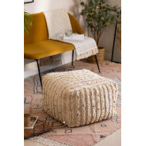 Vierkante Gorup Cotton Puff, miniatuur afbeelding 1