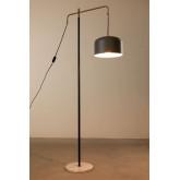 Vloerlamp met Fendi hangscherm, miniatuur afbeelding 2