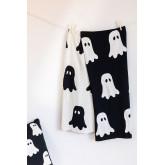 Fantom katoenen plaid deken, miniatuur afbeelding 1